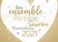 Voeux 2021 Les Jardins de Roinville Roinville